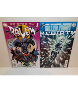 RAVEN #1 - DC SPECIAL + KILLER FROST: REBIRTH #1 - FREE SHIPPING - $14.03