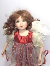 "Vintage 17"" Seymour Mann Connoisseur Collection Porcelain Doll Fairy Ang... - $44.99"