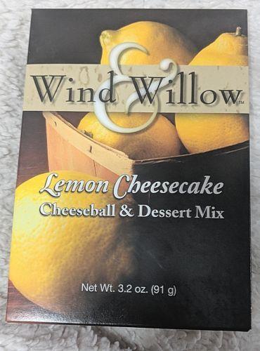Wind And Willow Lemon Cheesecake Cheeseball And Dessert Mix
