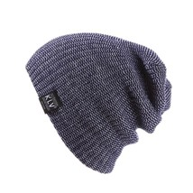 Unisex Beanie Knit Winter Hat Slouch Slouchy  Snowboard Solid Color Hip-... - £6.99 GBP