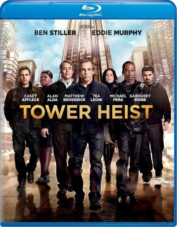 Tower Heist   (Blu-Ray)  New Packaging