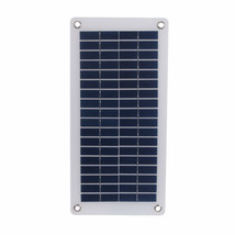 12V 9.2W Solar Panel Powered Kit System Semi-flexible Portable Polysilicon - €24,91 EUR
