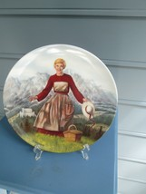 """1985 """"Sound of Music"""" PLATE for KNOWLES, COA, A++ and gorgeous --T.Crnko... - $12.86"""