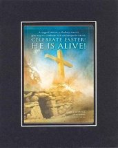 For Easter - Celebrate Easter! He is Alive! . . . 8 x 10 Inches Biblical/Religio - $11.14