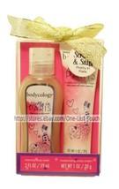 BODYCOLOGY 2pc Set PRETTY IN PARIS Travel Size CHRISTMAS Body Wash+Cream... - $114,82 MXN