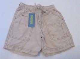 Gymboree Boys Tan Khaki Pocket Shorts size 5 NWT - $9.46