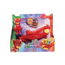 PJ Masks Vehicle & Figure - Owlette Flyer - $45.05