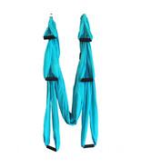 NEW! AUM YOGA SWING - SLING INVERSION CLOTH - FLYING AIR HAMMOCK TRAPEZE - $49.95