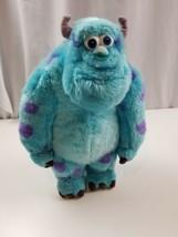 """Disney Store 16"""" SULLY Sullivan Monsters, Inc. Plush Stuffed Doll Blue Monster - $18.91"""