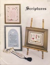 Scriptures (Cross Stitch by Connie Killgore) 1980  - $5.00