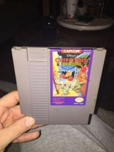 Disney's Chip 'N Dale: Rescue Rangers (Authentic) (Nintendo, NES, 1990) - $12.59