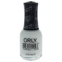 Orly Breathable Nail Color, White Tips, 0.6 Fluid Ounce - $9.89
