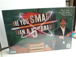 Are you Smarter than a 5th Grader Game by Hasbro (NEW/UNOPENED/UNPLAYED) - $24.74