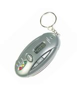 4in1 Alcohol Breathalyzer Tester + Timer+Torch Keychain - $7.74