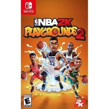 NBA 2K Playgrounds 2 - Nintendo Switch - $28.13