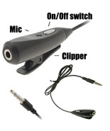 Earphone Headphone Adapter w MIC for iphone 3G 3GS 4G - $5.41