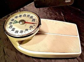 Health O Meter Precise Scale AA18-1336 Vintage image 5