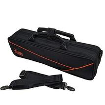 Paititi Lightweight B foot Flute Case with Detachable Shoulder Strap and... - $39.59