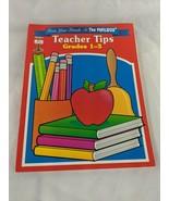 The Mailbox Teacher Tips Grades 1-3 - $3.55