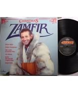 Christmas With Zamfir and Zamfir, vinyls - $24.75