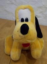 "Disney PLUTO THE DOG 10"" Plush Stuffed Animal - $15.35"