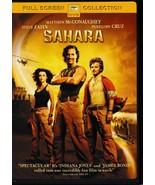 Freebie!  Sahara (2005) DVD - $0.00