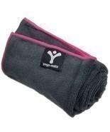 Non Slip Soft Microfiber Yoga Mat Towel Sport Texture Sport Fitness Gym ... - £5.96 GBP