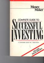 Complete Guide To Successful Investing - $2.95