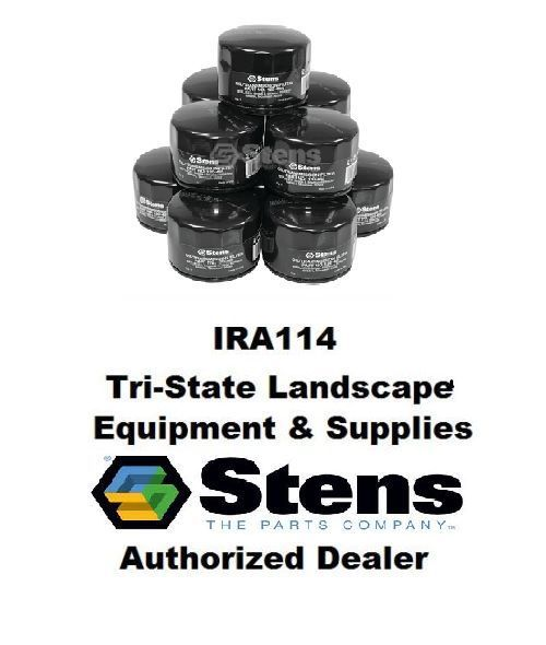 Primary image for Stens 120-483 Oil Filter Shop Pack, 21550800. 531307389, 107-7817, AM125424,4154