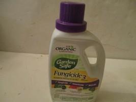 Garden Safe HG-10411X Fungicide3 Concentrate, 20 Oz - $15.90