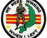 United states veteran we were winning when i left patch thumb155 crop