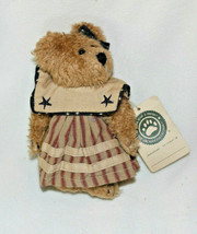 """Retired Boyds Bears 5in """"Unknown"""" The Archive Collectible Patriotic Dress - $12.59"""