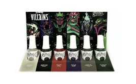 Harmony Gelish - DISNEY VILLAINS Fall 2020 Collection + Display. - $103.95