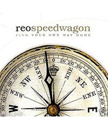 REO Speedwagon ● Find Your Own Way Home ● New Sealed Joe Vanelli Kevin C... - $5.65