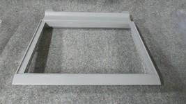 W10636045 Maytag Whirlpool Refrigerator Crisper Cover Frame - $40.00