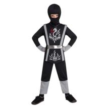 New Kids Boys Totally Ghoul Dragon Ninja Halloween Costume Dress Up Size S M - $19.99