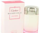 Cartier baser voile lys 3.4 oz edt perfume thumb155 crop