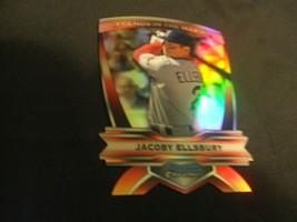2012 Bowman Chrome Legends In The Making Die-Cut Jacoby Ellsbury Boston ... - $3.12