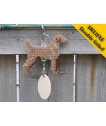Vizsla Deluxe crate tag double sided, hang anyw... - $23.00