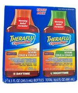 Valuepack Theraflu Expressmax Cold/Cough Day & Night~Berry Flavor Exp 06/20 - $14.95