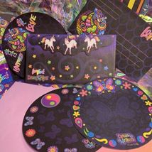Lisa Frank Vintage Rare Stationery Lot Ice Cream Cleocatra Fruit Elephant Dream image 3