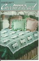 Annie's Crochet To Go Magazine~# 123 - $5.00