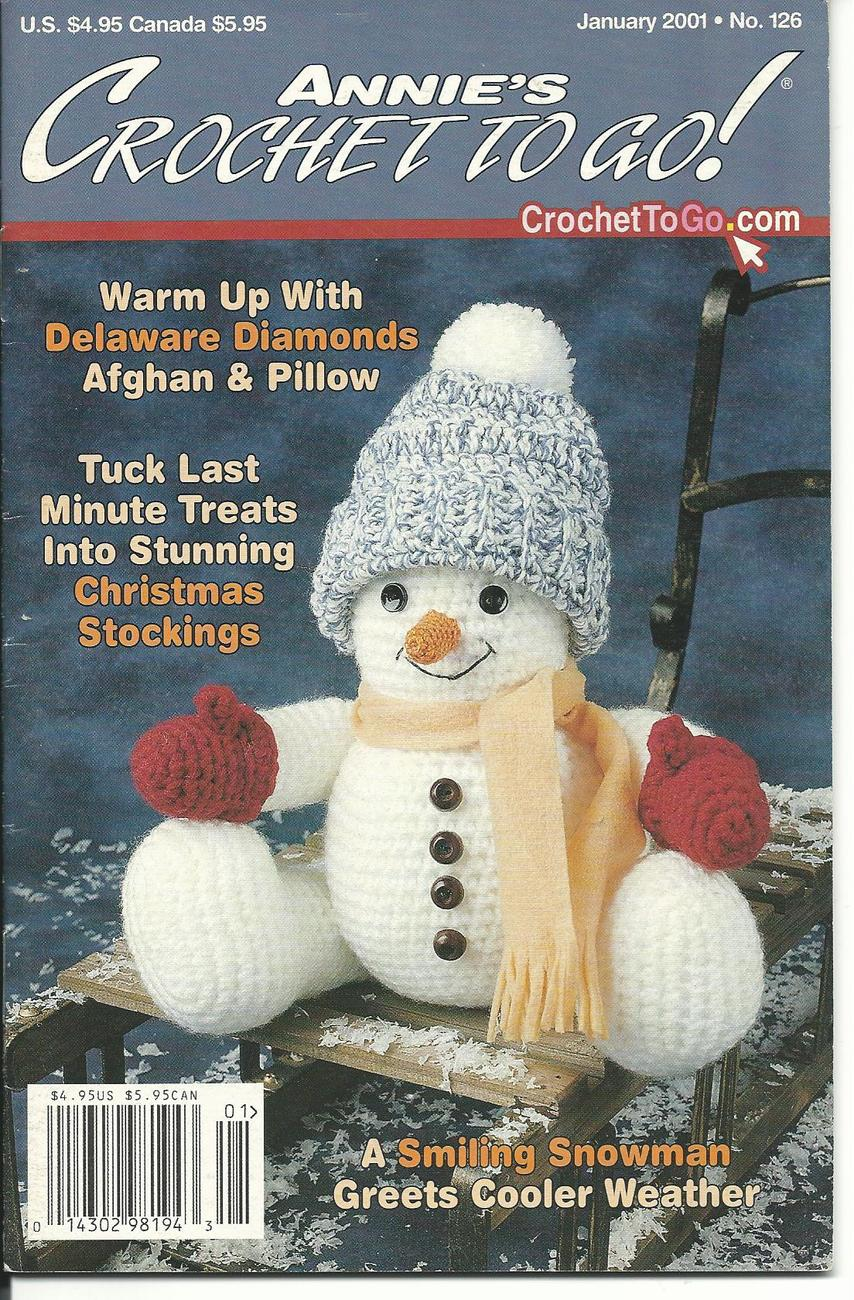 Home ? grammysues booth ? ANNIES CROCHET TO GO MAGAZINE~# 126
