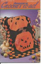 Annie's Crochet To Go Magazine~# 119 - $5.00