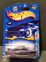 2003 Hot Wheels #148 Pride Rides 3/10 - 1957 Cadillac Eldorado - 57120 - $3.75