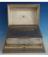 Asprey Sterling Silver Humidor Box Finely Engraved (#1569) Exceptional! - $39,000.00