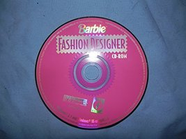 Barbie Fashion Designer / Game - $19.99