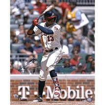 Ronald Acuna Atlanta Braves Signed 16x20 Photo Fanatics. - $178.20