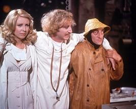 Gene Wilder and Marty Feldman and Teri Garr in Young Frankenstein - $69.99