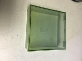 "Anti Static plastic storage box 4-3/4"" x 4-3/4"" x 1-1/2"" memory IC chips - $4.70"